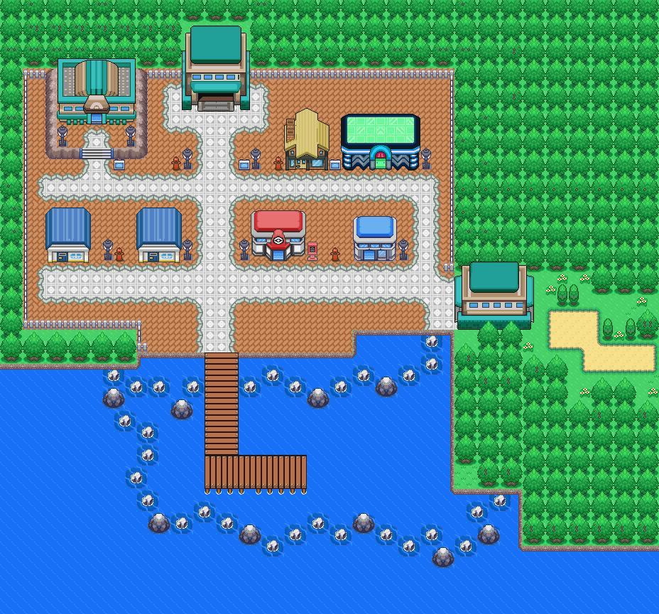 Pokemon Flora Sky Rom