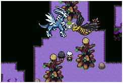 Legendary Pokemon (C Dex Version)