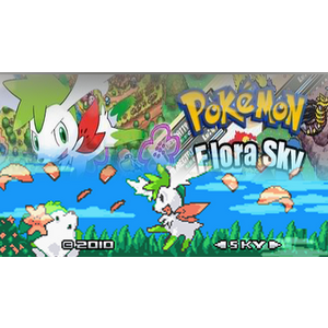 Pokemon Flora Sky Walkthrough
